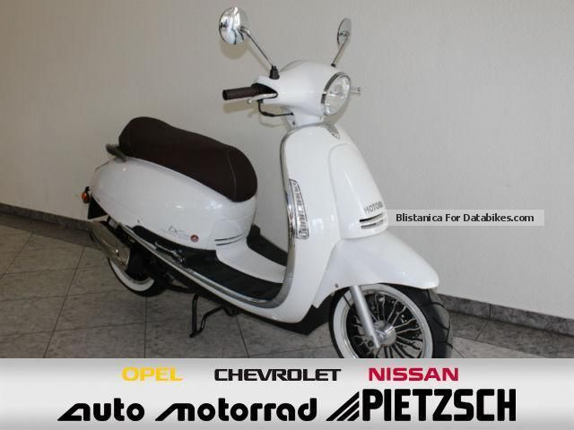 Motobi  BC1 50 ACTION different colors 2012 Scooter photo