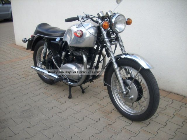BSA  A65 SPITFIRE MKIII 1967 Vintage, Classic and Old Bikes photo