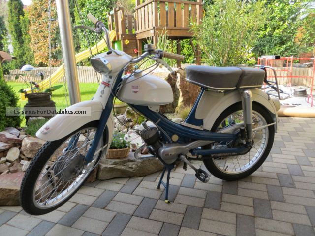 NSU  Quickly F 1962 Vintage, Classic and Old Bikes photo