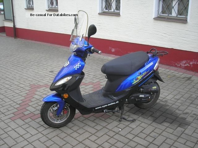 Zhongyu  REX 50 JLQT 5 -\u003e 4 stroke 2012 Scooter photo