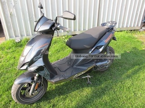 2007 CPI  Arago 50 S Line Motorcycle Scooter photo