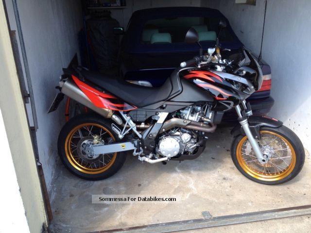 2008 Aprilia  Pegaso 650 Factory Motorcycle Super Moto photo
