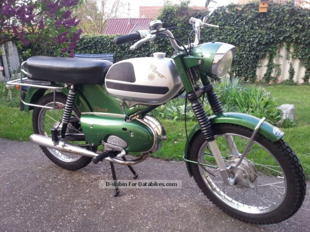 Kreidler  Foil LF 1976 Vintage, Classic and Old Bikes photo