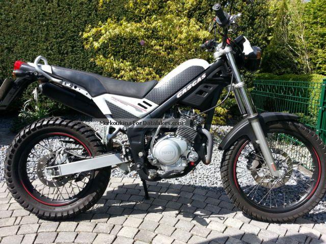 2010 Gasgas  Pampera 125 Motorcycle Lightweight Motorcycle/Motorbike photo