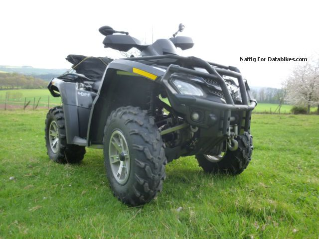 2009 Can Am  Bombardier Motorcycle Quad photo