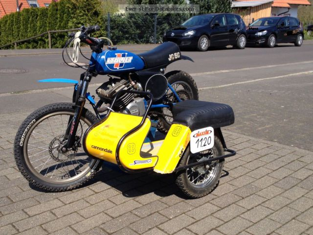 Italjet  Children motorcycle with sidecar JC50 1976 Vintage, Classic and Old Bikes photo