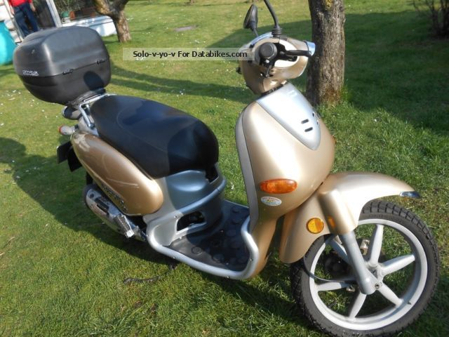 2002 Italjet  Scooter Motorcycle Scooter photo