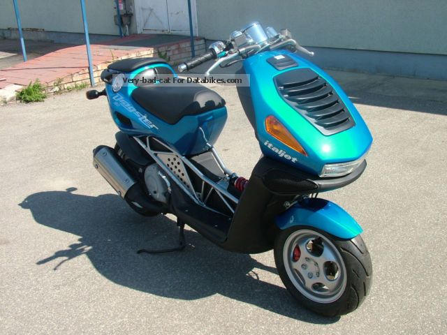 2013 Italjet  Dragster Motorcycle Scooter photo