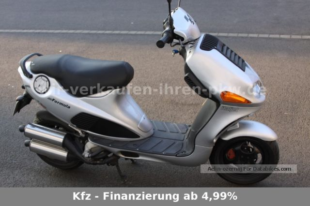 2001 Italjet  125 Twin about 14 KW / / Quick TÜV NEW Motorcycle Scooter photo