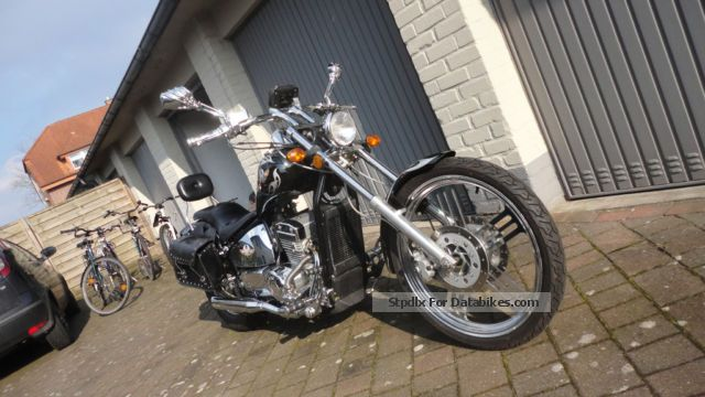 2010 WMI  Dragtail Motorcycle Chopper/Cruiser photo