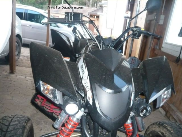 2013 SMC  520RR Touring Motorcycle Quad photo