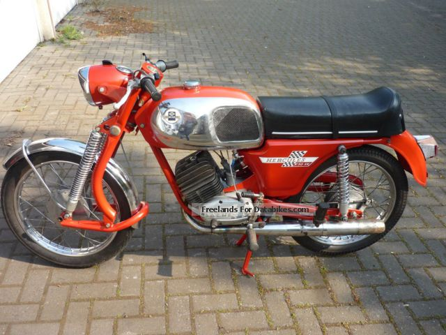 Hercules  k50 sx 1970 Vintage, Classic and Old Bikes photo