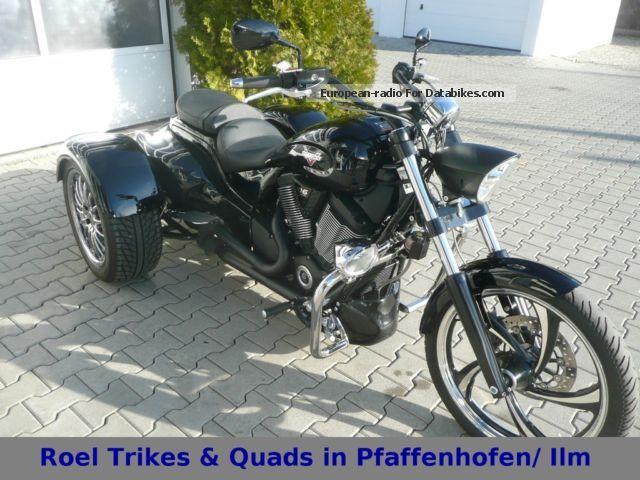 2013 Rewaco  CT 1700 Victory Motorcycle Trike photo
