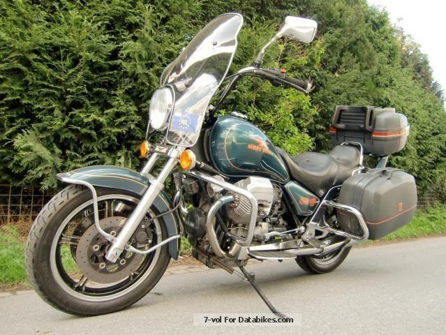 1992 Moto Guzzi  California III Motorcycle Chopper/Cruiser photo