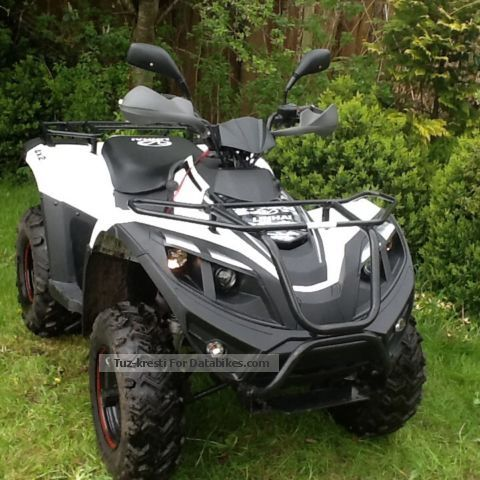 2010 Linhai  ATV 310 4x2 Motorcycle Quad photo
