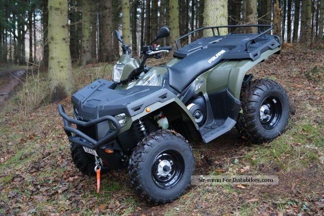 2013 Polaris  Sportsman 500 forest Motorcycle Quad photo