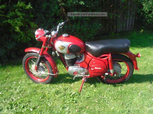 Maico  M250 1960 Vintage, Classic and Old Bikes photo