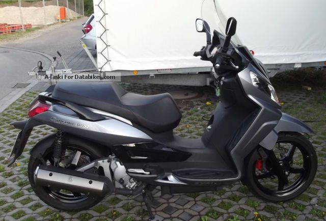 2013 SYM  Citycom.300i Motorcycle Scooter photo