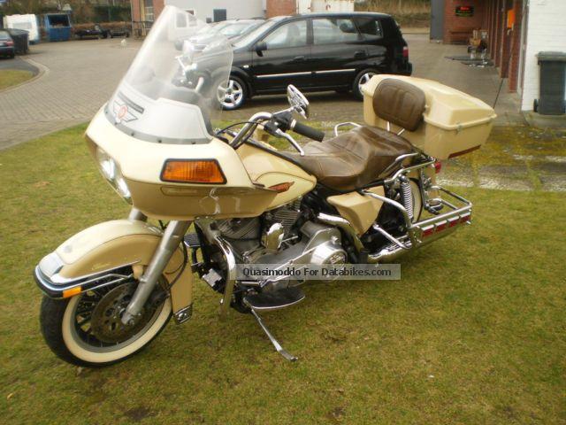Harley Davidson  Harley-Davidson FLT 1400 Tour Glide Classic 1984 Chopper/Cruiser photo