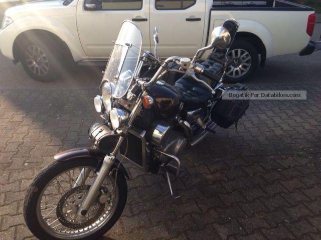 1994 Kawasaki  VN15 Motorcycle Chopper/Cruiser photo