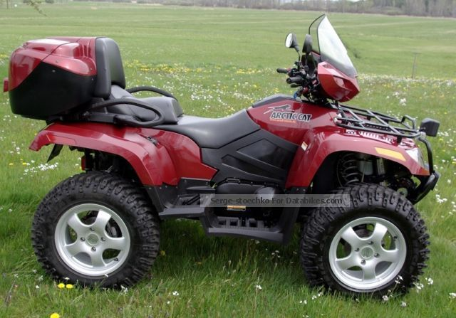 Arctic Cat Bikes And Atvs With Pictures