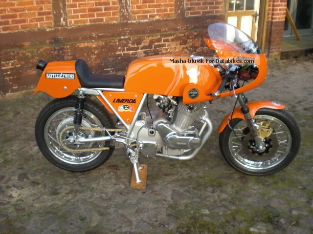 Laverda  SFC 1975 Vintage, Classic and Old Bikes photo