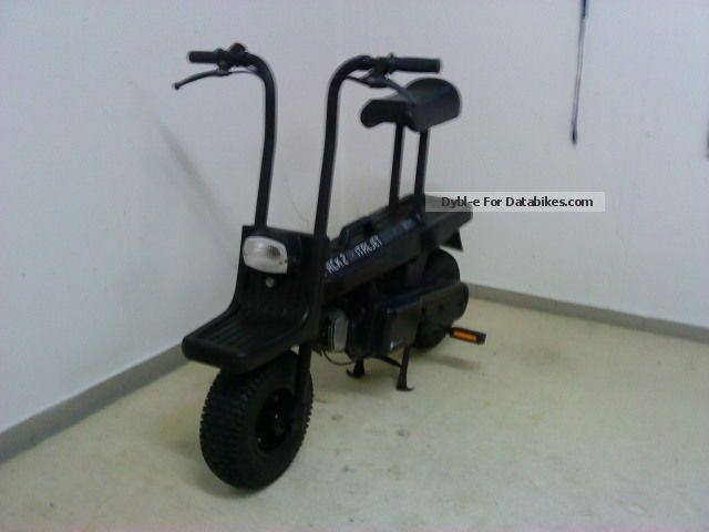 1983 Italjet  pack 2 Motorcycle Motor-assisted Bicycle/Small Moped photo