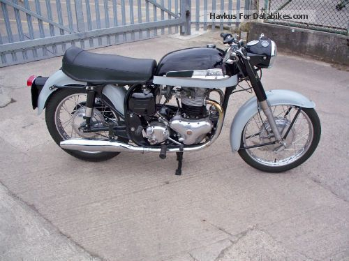 Norton  Dominator 99 1961 Vintage, Classic and Old Bikes photo