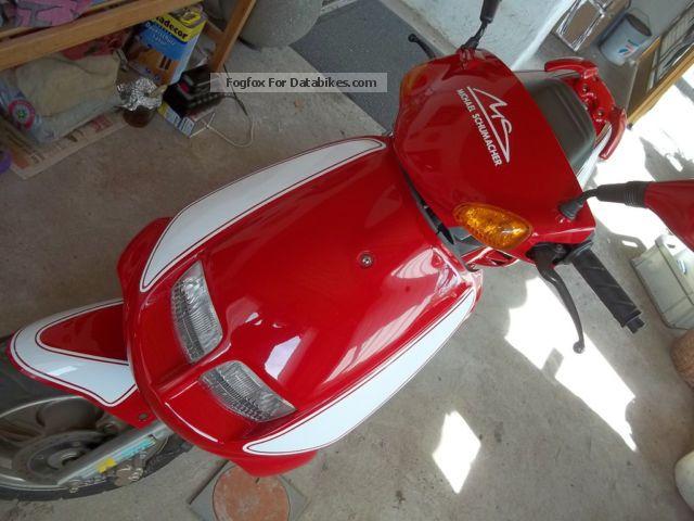 1997 SYM  Michael Schumacher Motorcycle Scooter photo
