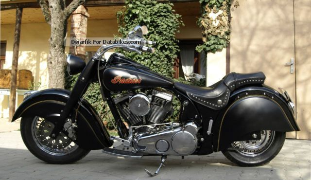 2003 Indian  Chief Motorcycle Chopper/Cruiser photo