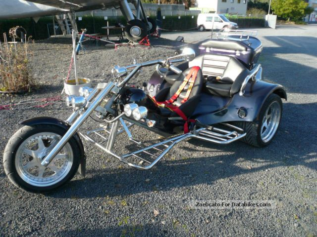 2012 Rewaco  FX1 1.8 Motorcycle Trike photo