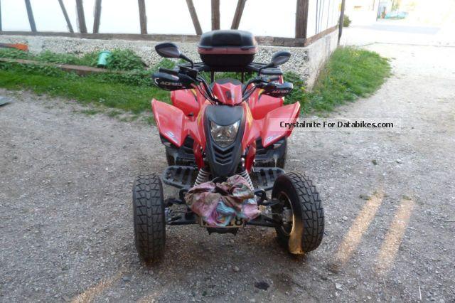 2007 CPI  Quad Motorcycle Quad photo