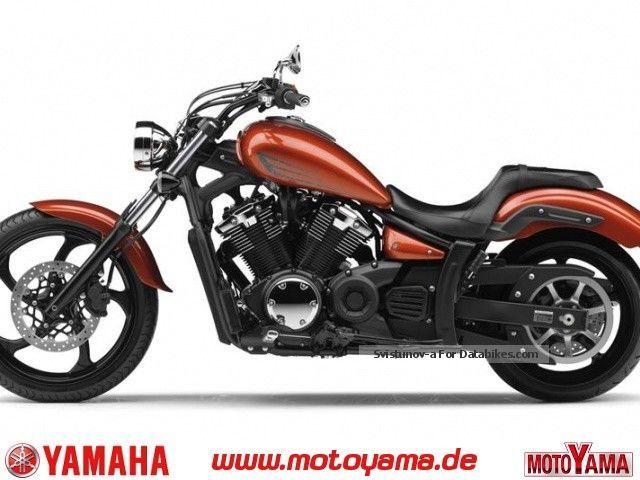 2012 Yamaha XVS1300 CUSTOM Cruiser Highlight