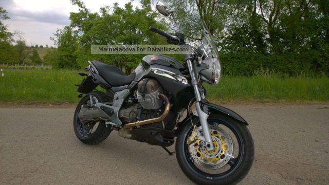 Moto Guzzi  Breva V1100 ABS 2010 Naked Bike photo