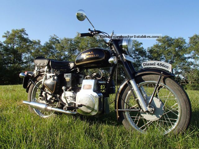 Royal Enfield  Diesel 1967 Vintage, Classic and Old Bikes photo