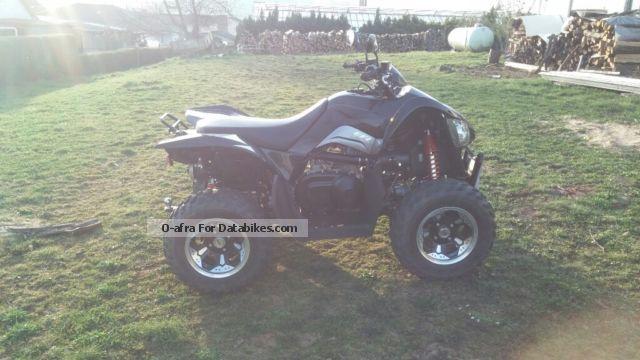 2013 Arctic Cat  450 xc Motorcycle Quad photo