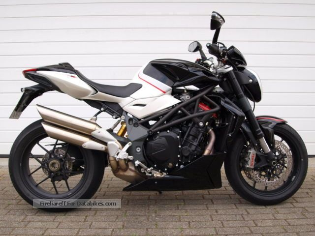 2014 MV Agusta  Brutale 1090 RR Motorcycle Streetfighter photo