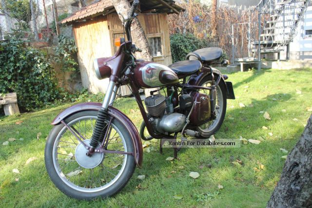 Mz  RT 125/3 1961 Vintage, Classic and Old Bikes photo