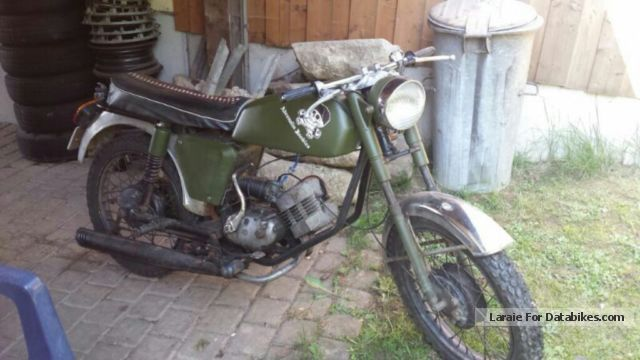 2014 Puch  M50 Racing Motorcycle Lightweight Motorcycle/Motorbike photo