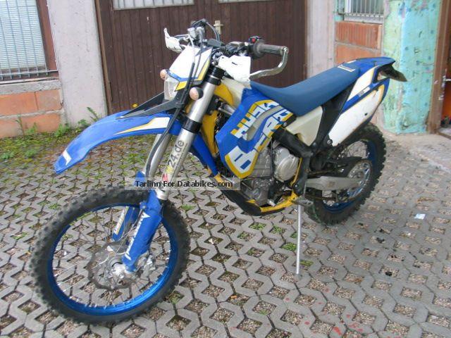 2012 Blata  FE 390 Motorcycle Enduro/Touring Enduro photo