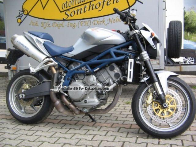 2010 Moto Morini  Corsaro Avio 1200 Motorcycle Motorcycle photo