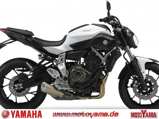 2012 Yamaha  MT-07 ABS, New \she comes! Motorcycle Motorcycle photo