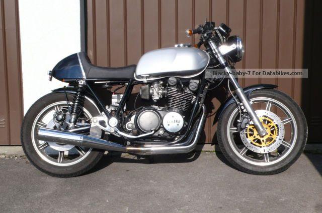 1980 Yamaha  XS 850 Cafe Racer Motorcycle Other photo