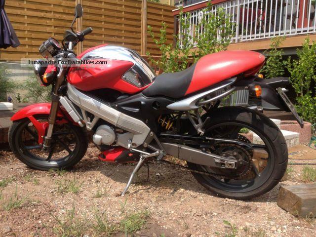2004 Cagiva  Planet Motorcycle Lightweight Motorcycle/Motorbike photo