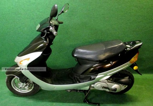 2008 Zhongyu  Scooter / scooter 50cc Motorcycle Scooter photo