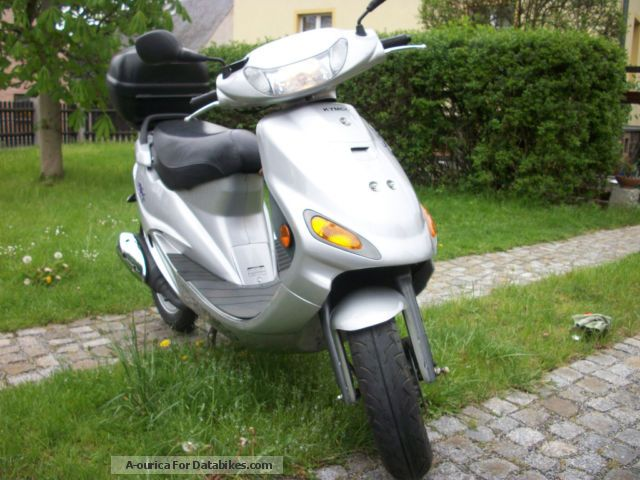 Kymco  ZX FEVER 2003 Scooter photo