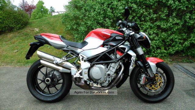2012 MV Agusta  Brutale 1078 Motorcycle Naked Bike photo