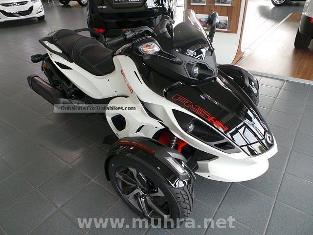 2014 BRP Can Am Spyder RS-S SE5 / Mod.2014 / 2.99%