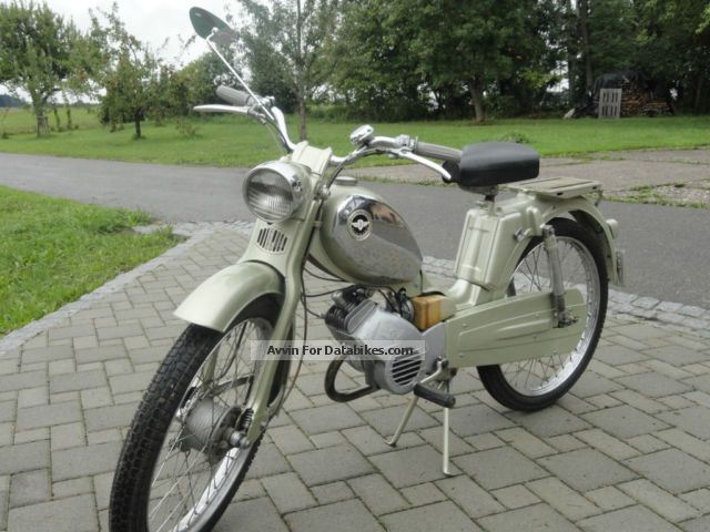 Zundapp  Zündapp climbers M50 1967 Vintage, Classic and Old Bikes photo