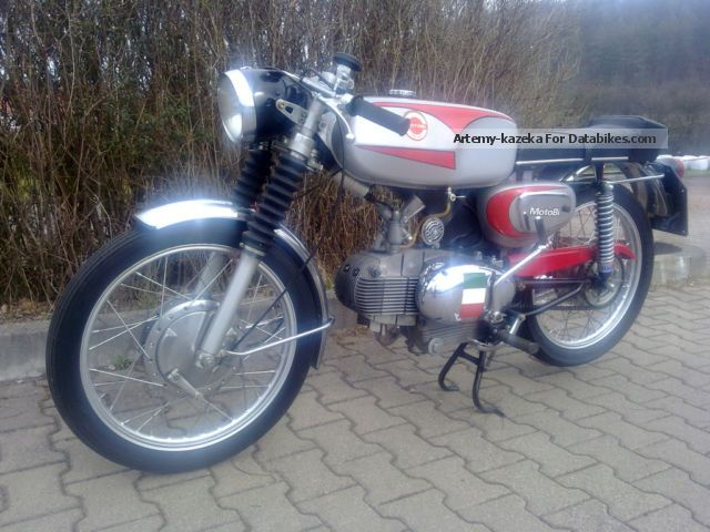 1970 Motobi  125 SS Motorcycle Motorcycle photo